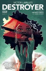 BOOM! Studios's Victor LaValle's Destroyer Issue # 3