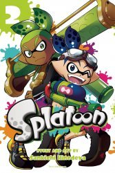 Viz Media's Splatoon Soft Cover # 2