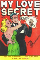 Fox Feature Syndicate's My Love Secret Issue # 29