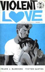 Image Comics's Violent Love Issue # 4