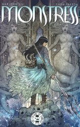 Image Comics's Monstress Issue # 10