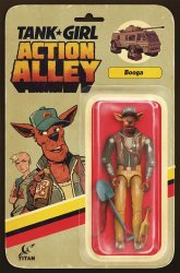 Titan Comics's Tank Girl: Action Alley Issue # 2b