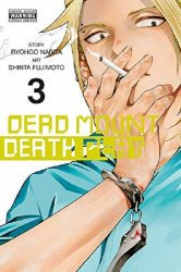 Yen Press's Dead Mount Death Play Soft Cover # 3
