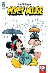 IDW Publishing's Mickey Mouse Issue # 21sub