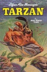 Dark Horse Comics's Tarzan: The Jesse Marsh Years Hard Cover # 11