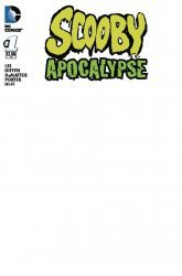DC Comics's Scooby: Apocalypse Issue # 1c
