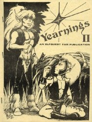 Warp Graphics's Yearnings: ElfQuest Companion Issue # 2