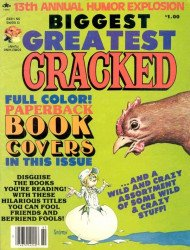 Major Magazines's Biggest Greatest Cracked Issue # 13