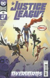 DC Comics's Justice League Issue # 48