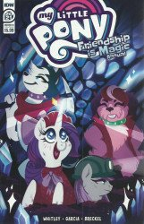 IDW Publishing's My Little Pony: Friendship is Magic Annual # 2021b
