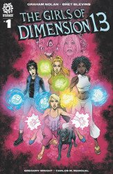 AfterShock Comics's The Girls of Dimension 13 Issue # 1