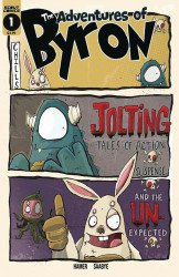 Scout Comics's Adventures Of Byron Issue # 1