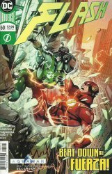DC Comics's The Flash Issue # 60