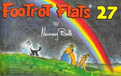Orin Books's FooTrot Flats Soft Cover # 27