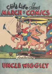 Western Printing Co.'s March of Comics Issue # 19c