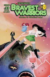 KaBOOM!'s Bravest Warriors Issue # 23b