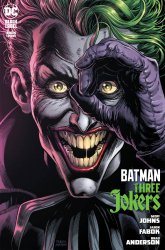 DC Black Label's Batman: Three Jokers Issue # 3