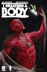 AfterShock Comics's I Breathed a Body Issue # 1gotham/el rey