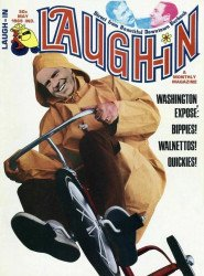 Laufer Publishing Co.'s Laugh-In Magazine Issue # 7