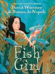 Clarion Books's Fish Girl Hard Cover # 1