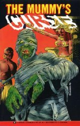 Aircel Publishing's The Mummy's Curse Issue # 2