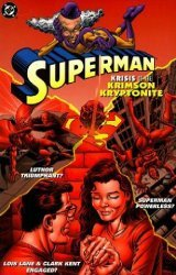 DC Comics's Superman: Krisis of the Krimson Kryptonite TPB # 1