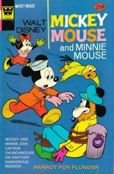 Gold Key's Mickey Mouse Issue # 152whitman