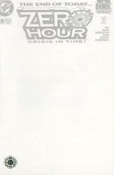 DC Comics's Zero Hour: Crisis in Time Issue # 0b