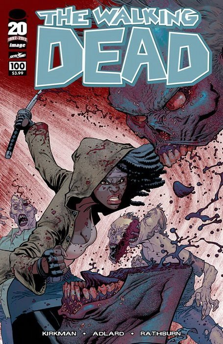 the walking dead issue 114 cbr  comics