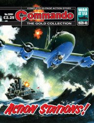D.C. Thomson & Co.'s Commando: For Action and Adventure Issue # 5304