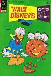 Gold Key's Walt Disney's Comics and Stories Issue # 386b