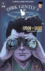 IDW Publishing's Dirk Gently's Holistic Detective Agency - A Spoon Too Short TPB # 1