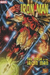 Marvel Comics's Iron Man: Mask in the Iron Man Hard Cover # 1