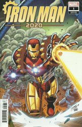 Marvel Comics's Iron Man 2020 Issue # 1h