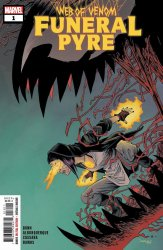Marvel Comics's Web of Venom: Funeral Pyre Issue # 1