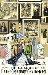 America's Best Comics's The League of Extraordinary Gentlemen TPB # 1