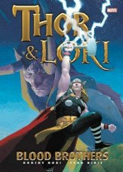 Marvel Comics's Thor & Loki: Blood Brothers Hard Cover # 1-2nd print