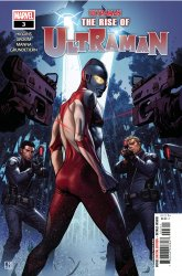 Marvel Comics's Ultraman: Rise of Ultraman Issue # 3