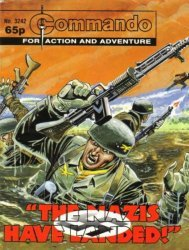 D.C. Thomson & Co.'s Commando: For Action and Adventure Issue # 3242