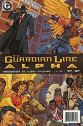 UMI Ministries's Guardian Line: Alpha Issue # 1