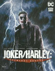 DC Black Label's Joker / Harley: Criminal Sanity Issue # 7b