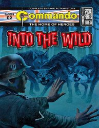 D.C. Thomson & Co.'s Commando: For Action and Adventure Issue # 5099