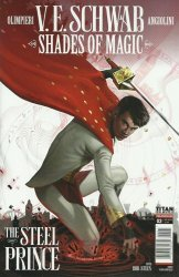 Titan Comics's Shades of Magic: The Steel Prince Issue # 2b