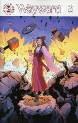 Image Comics's Wayward Issue # 23