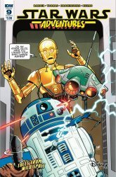 IDW Publishing's Star Wars Adventures Issue # 9