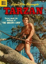 Dell Publishing Co.'s Tarzan Issue # 92b