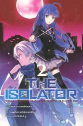 Yen Press's The Isolator: Realization Of Absolute Solitude Soft Cover # 2