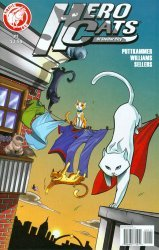 Action Lab Entertainment's Hero Cats Issue # 1