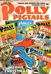 Parents Magazine Institute's Polly Pigtails Issue # 35