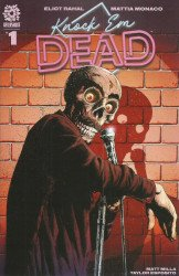 AfterShock Comics's Knock Em Dead Issue # 1